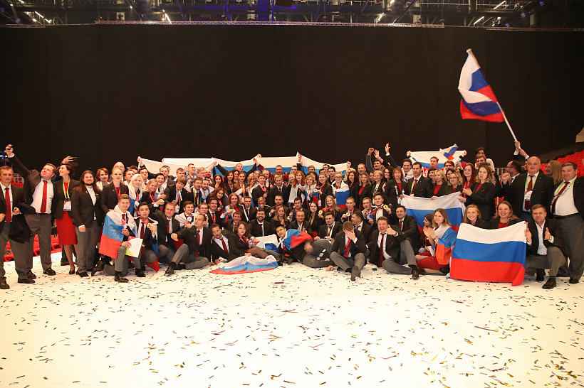 WorldSkills Russia national team members and experts will receive honorary diplomas and gratitude from the russian President